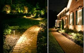 Landscape Pathway Lights Beautiful Landscape Path Lighting Outdoor Path Lighting Crafts