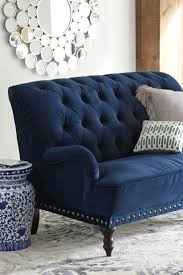 best 25 blue loveseat ideas on pinterest green home furniture