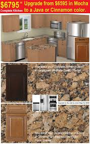 10x10 Kitchen Cabinets Kitchen Cabinet Package Monsterlune
