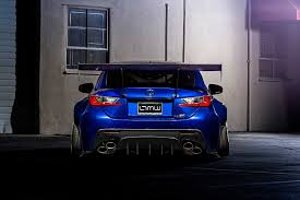 lexus rcf widebody 2016 lexus rc f smooth move
