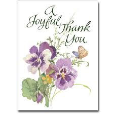 religious thank you cards thank you the printery house