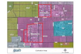 City Of San Diego Zoning Map by From Prisons To Pot Adelanto U0027s Green Land Rush Kcet
