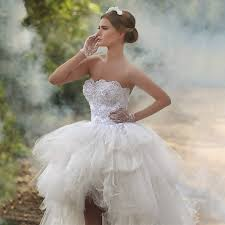 wedding dresses high front low back bridal gowns front dress fashion dresses
