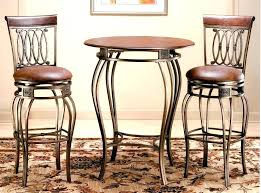 tall pub table and chairs indoor bistro table tall bistro table set bar height table and