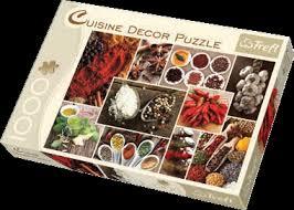 puzzle cuisine spices cuisine décor jigsaw puzzle puzzlewarehouse com