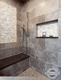 bathroom shower niche ideas do i need a bathtub in my master bathroom normandy remodeling