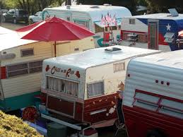How To Make A Trailer Awning Camping An Awning For Your Vintage Trailer