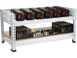 newegg com diypc ultimate miner v1 open air bench computer case