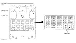 2001 nissan xterra wiring diagram fuse wiring diagrams