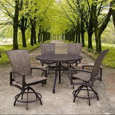 counter balcony height patio furniture family leisure