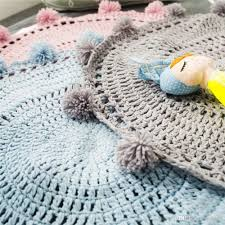 Round Kids Rug by Wholesale 2017new Crochet Round Rugs And Carpets For Children Room