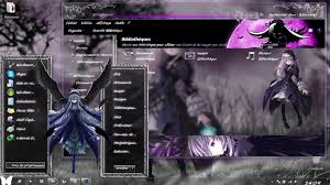 theme bureau windows suigintou theme v2 by drix windows 7