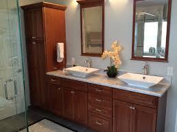 Kraftmaid Vanity Tops Kohler Forte In Bathroom Traditional With Kohler Reve Sink Next To
