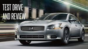 nissan maxima youtube video nissan maxima 2013 test drive and review youtube