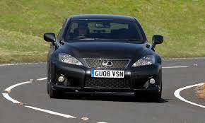 lexus is f review 2008 2012 parkers