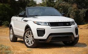 rover 2017 land rover range rover evoque convertible test u2013 review u2013 car