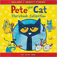 pete the cat storybook collection 7 groovy stories dean