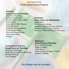 how to keep your home tidy daily clean up u2013 nectarbunny