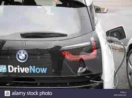bmw denmark copenhagen denmark 11 february 2016 german bmw electric auto by