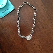 tiffany tag necklace images Tiffany co keeping return to tiffany oval tag necklace from jpg