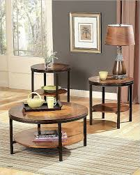 ashley furniture round coffee table ashley furniture coffee table set home design