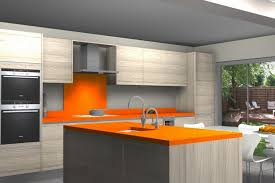 orange kitchen ideas german grey and orange kitchen interior ideas furniture