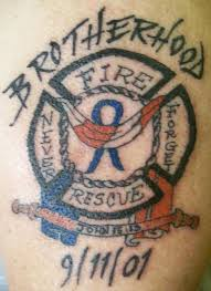 firefighter tattoos page 3