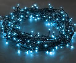 120x micro led light blue fairy lights 8 3m christmas festive