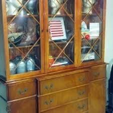 Break Front Cabinet Best China Cabinet Break Front Saginaw Furniture Co For Sale In