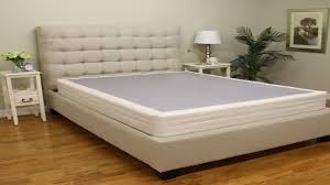 King Size Bed Frame With Box Spring Bed Frames Wedge Lock Bed Frame How To Put A Mattress On A Metal