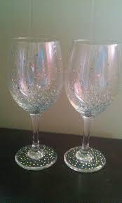 Cool Glassware 438 Best Wedding Glasses U0026 Ideas Images On Pinterest Wedding