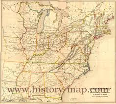 Map Of Northeast Map Of Eastern Us