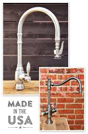 waterstone high luxury kitchen faucets made in usa