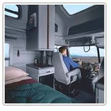Sleeper Trucks With Bathrooms I Want To Design The Inside Of A Semi Truck Cab Someday This Will