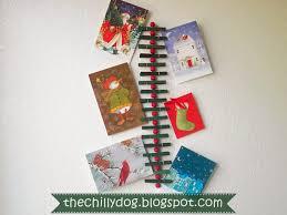 make christmas card holder chrismast cards ideas