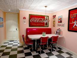 Diner Style Kitchen Table by Photo Page Hgtv