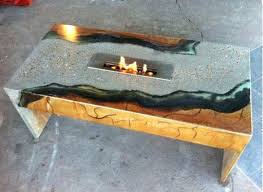 concrete and wood coffee table concrete and wood coffee table tedl info