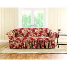 Printed Sofa Slipcovers Sofa U0026 Couch Slipcovers Shop The Best Deals For Nov 2017