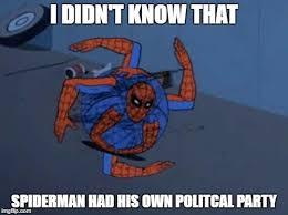 Spiderman Meme Creator - spiderman swastika meme generator imgflip