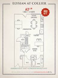 Income Property Floor Plans One Bedroom Apartments Atlanta 87 Enchanting 1 Bedroom Apartment