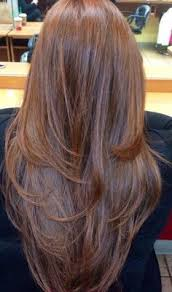 hair styles cut hair in layers and make curls or flicks 1000 ideas about long v haircut on pinterest haircuts v cuts