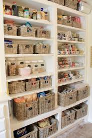 kitchen closet shelving ideas picture of best 25 organized pantry ideas on pantry