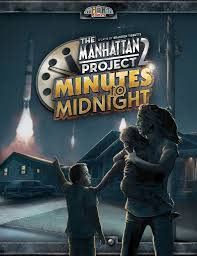 manhattan project 2 minutes to midnight board game the game steward