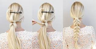 can you get long extensions with a stacked hair cut how to tie a pull through ponytail with a stacked braid
