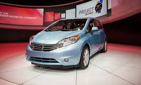 nissan versa note reviews nissan versa note price photos and
