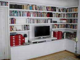 Built In Tv Bookcase Nyc Custom Built In Bookcases Bookshelves Wall Units Cabinetry
