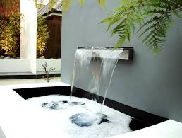 Contemporary Indoor Water Fountains by Indoor Outdoor Fountains U2014 Contemporary Homescontemporary Homes