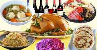 beyond turkey what different cultures eat for thanksgiving dinner