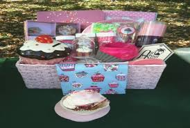 cupcake gift baskets awesome next day gift baskets lovely thecakeplace us