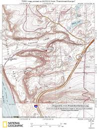 Wenatchee Washington Map by Adventuremap Central Wa Communitywalk